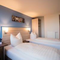Motel 44, hotel near Paderborn-Lippstadt Airport - PAD, Geseke