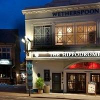 The Hippodrome Wetherspoon, hotel in March