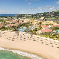 St. Kitts Marriott Resort & The Royal Beach Casino, hotel in Frigate Bay