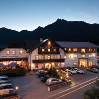 Hotel Goldene Rose, Hotel in Reutte