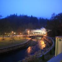 Slunecni lazne, hotel poblíž Letiště Karlovy Vary - KLV, Karlovy Vary