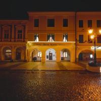 Hotel Slavia, отель в городе Свитави