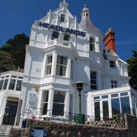 Headlands Hotel, hotel in Llandudno