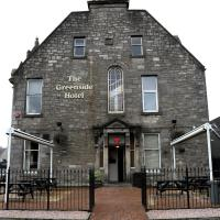 The Greenside Hotel, hotel in Glenrothes
