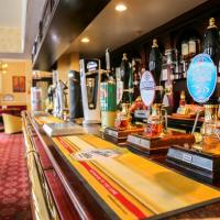 The Station Hotel, hotel in Worksop