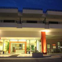 Ξενοδοχείο Ακροπόλ, ξενοδοχείο στις Σέρρες