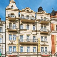 Romania, отель в Карловых Варах