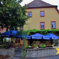 Gasthof Goldener Stern, Hotel in Iphofen