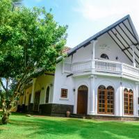 Abba's Mountain Villa