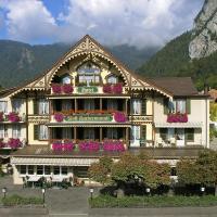 Post Hardermannli, hotel in Interlaken