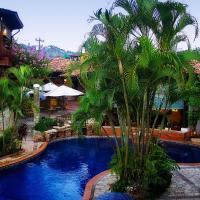 Hotel Marina Copan, отель в городе Копан-Руинас