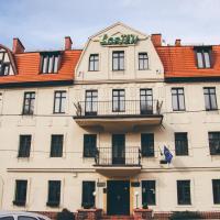 Pensjonat Lorien, отель в городе Щавно-Здруй