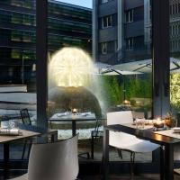UNAHOTELS Century Milano、ミラノのホテル