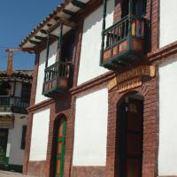 Mongui Plaza Hotel, hotel in Monguí