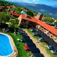Hotel Valle Del Sol, hotel en Merlo