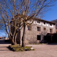 La Antigua Ferreria, Hotel in Azarrulla