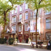 Hotel Aalders, hotel en Barrio de los Museos, Ámsterdam