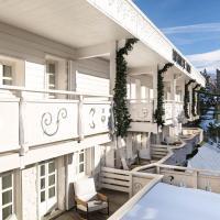White 1921 Courchevel, hotel in Courchevel