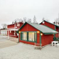 Cottage Scandi Nordic
