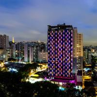 Hotel WZ Jardins, hotel di São Paulo