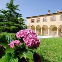 Convento di San Francesco Mondaino, отель в городе Mondaino