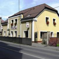 Penzion Coupe, hotel en Příbram