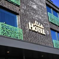 Heldts Aparthotel, Hotel in Eckernförde