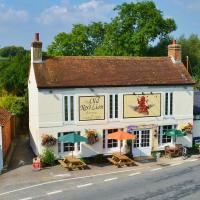 The Old Red Lion, hotel in Thame