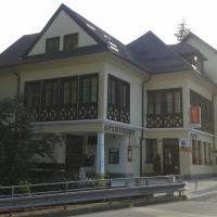 Urban Center, hotel in Oravský Podzámok