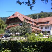 Wisser's Sonnenhof Landhotel, hotel in Glottertal