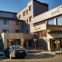 Hotel Ozana, hotel din Bistriţa