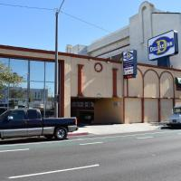 Deluxe Inn Hawthorne/ LAX, hotel in Hawthorne