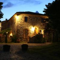 Agriturismo Podere Alberese, hotell i Asciano