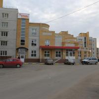 Отель Журавли, отель в Лисках
