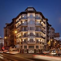 Hotel Avenida, hotel in Pamplona