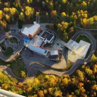 Загородный Клуб Солярис, отель в Нагорном