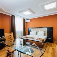 Fedorov ApartHotel Barnaul, отель в Барнауле