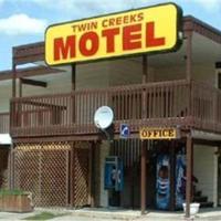 Twin Creeks Motel, hotel em Lumby