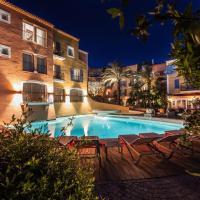 Hotel Byblos Saint-Tropez、サントロペのホテル