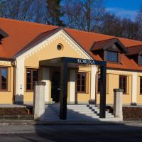 Hotel Koruna, отель в городе Хлумец-над-Цидлиноу