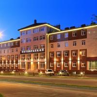Гостиничный комплекс Октябрьский   , отель в Ставрополе