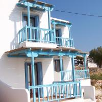 Asterias House, ξενοδοχείο στη Δονούσα