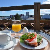 Strand City Hotel, hotell i Örnsköldsvik