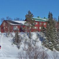 STF Storliens Fjällgård, hotel in Storlien