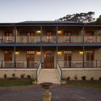 Wombatalla, hotel em Kangaroo Valley