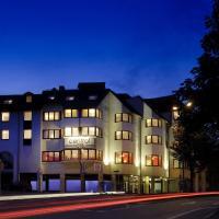 Central Hotel, hotel en Villingen-Schwenningen