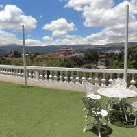 """Hostería Quinta """"Los Chillos"""", hotel em Sangolquí"""