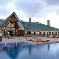 Ngorongoro Oldeani Mountain Lodge, hotel in Oldeani
