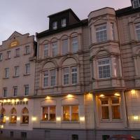 Hotel Krone, hotel in Bingen am Rhein