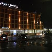Benny Hotel, отель в Катандзаро